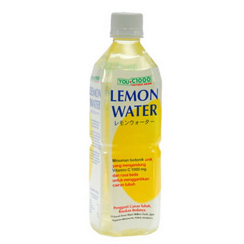 Minuman You C1000 Lemon Water 500ml - Tuquh