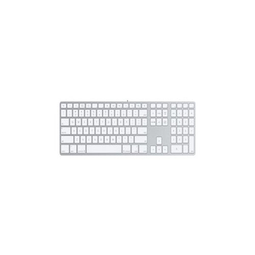 Keyboard Apple with Numeric Keypad - MB110 - Tuquh