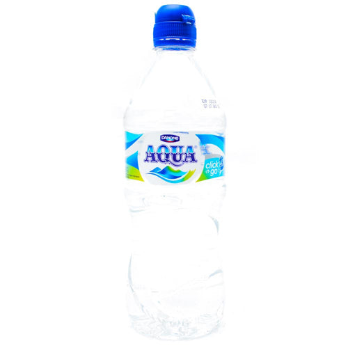 Air Mineral Aqua Click And Go 750ml - Tuquh