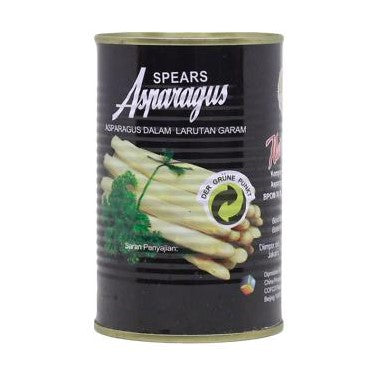 N-C Asparagus Tips & Cuts 430 gr - Tuquh