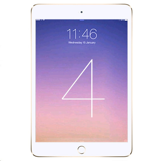 Apple iPad Mini 4 16GB WiFi Only - Tuquh