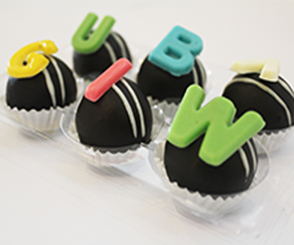 Choco Cake Ball Per 5 pieces - Tuquh