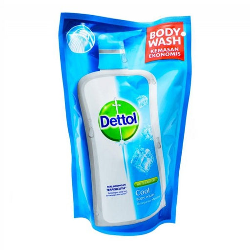 Dettol Body Wash Cool Refill 410ml - Tuquh