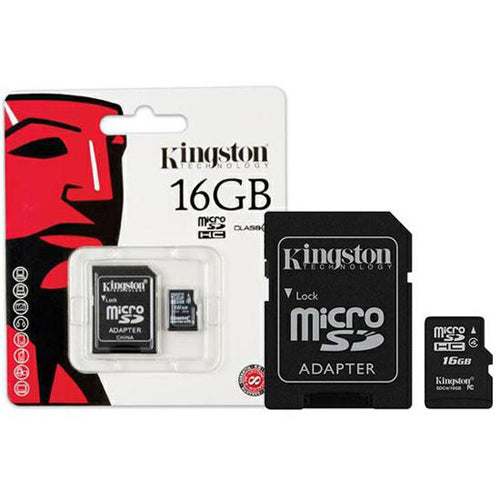 Memory Micro SD 16 GB - Tuquh