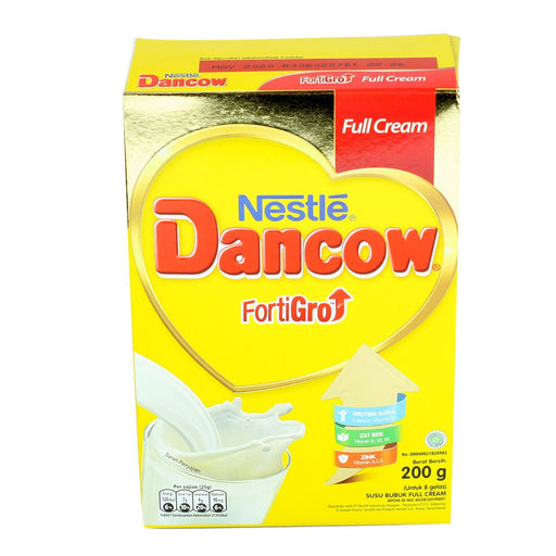 Susu Dancow Full Cream 200 gram - Tuquh