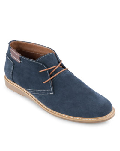 EZRA Lace Up Chukka Boots - Tuquh