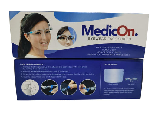 Face Shield MedicOn - Tuquh
