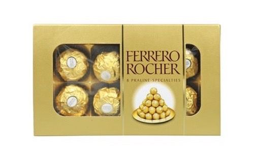Ferrero Rocher Chocolate 8 pcs - Tuquh