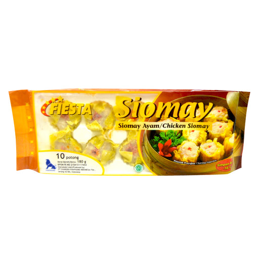 Fiesta Siomay Ayam 180gr (10 Pieces) - Tuquh