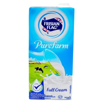 Frisian Flag Susu UHT Full Cream 900ml - Tuquh