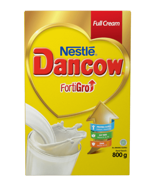 Susu Dancow Full Cream 800 gram - Tuquh