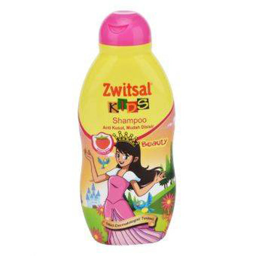 Shampoo Anak Zwitsal Kids Beauty 180ml - Tuquh
