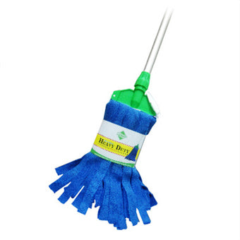 Heavy Duty Wet Mop Microfibre Clean matic - Tuquh