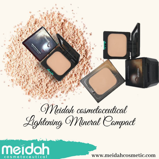 Meidah Lightening Mineral Compact Powder - Tuquh
