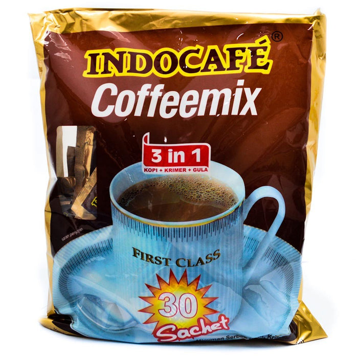 Indocafe Coffeemix 3in1 (20gr x 30 Pieces) - Tuquh