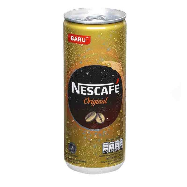 Kopi Nescafe Original Ice Coffee 240ml - Tuquh