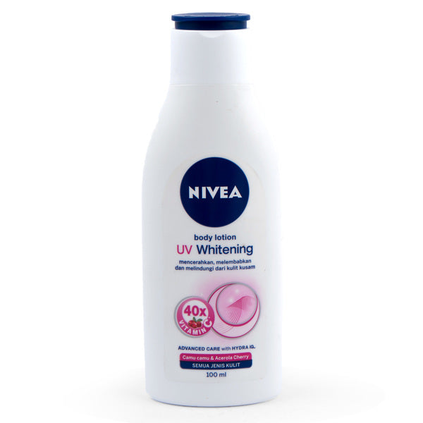 Hand & Body Lotion Nivea UV Whitening 100ml - Tuquh