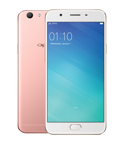 Oppo F1s 32 GB Rose Gold - Tuquh