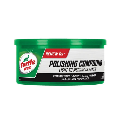 Turtle Wax Polishing Compound Paste - Tuquh