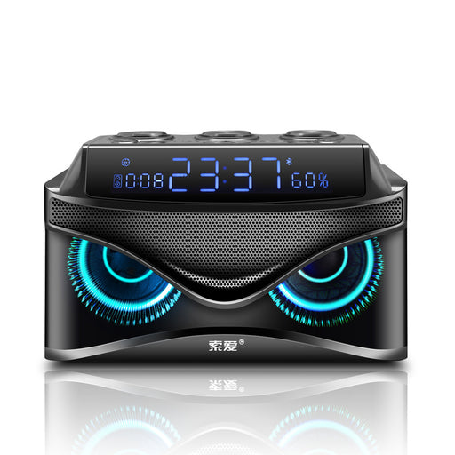 SOAIY 3D Stereo Speaker 25W Premium Portable Wireless Bluetooth Speaker Stereo Bass HD - Tuquh