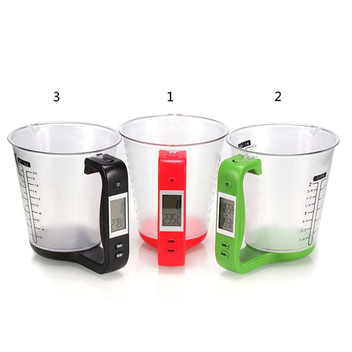 Smart Digital Measuring Cup - Tuquh