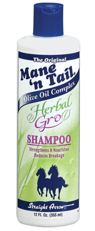 Mane 'n Tail Shampoo Herbal Gro 335ml - Tuquh