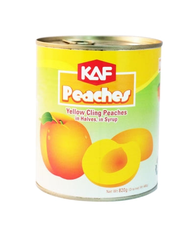 Kaf Peaches 820 gr - Tuquh