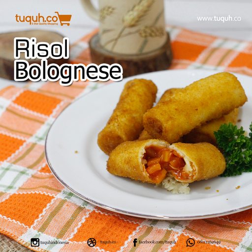 Risol Bolognese Frozen - Tuquh