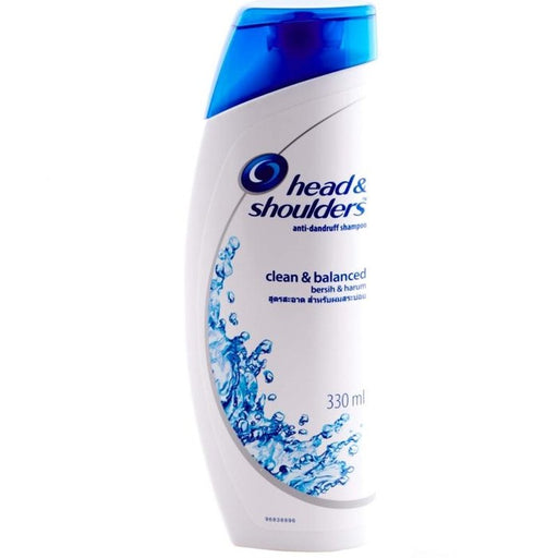 Shampoo Head & Shoulder Anti Dandruff 330ml - Tuquh