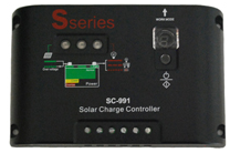 Solar Panel Charge Controller Pwm SC 991 - Tuquh