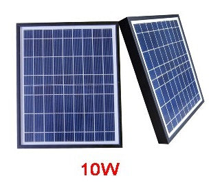 Solar Cell 10 WP (Watt Peak) - Tuquh