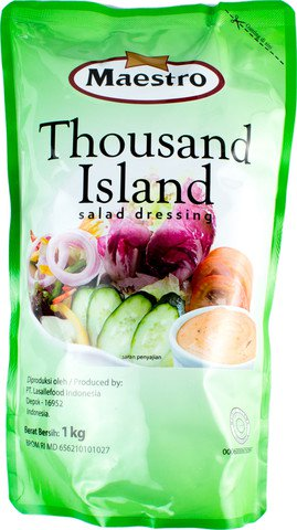 Maestro Thousand Island 1Kg Refill - Tuquh