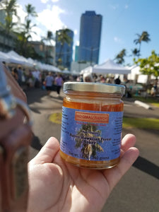 Certified Organic Native Hawaiian Forest Honey