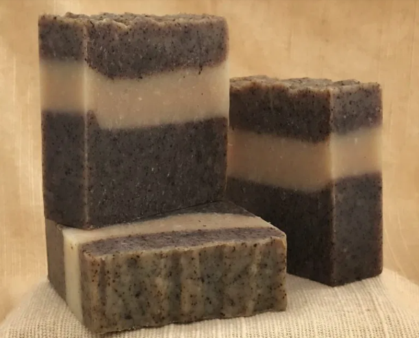 Mamaki Lemongrass - Goat Milk Soap