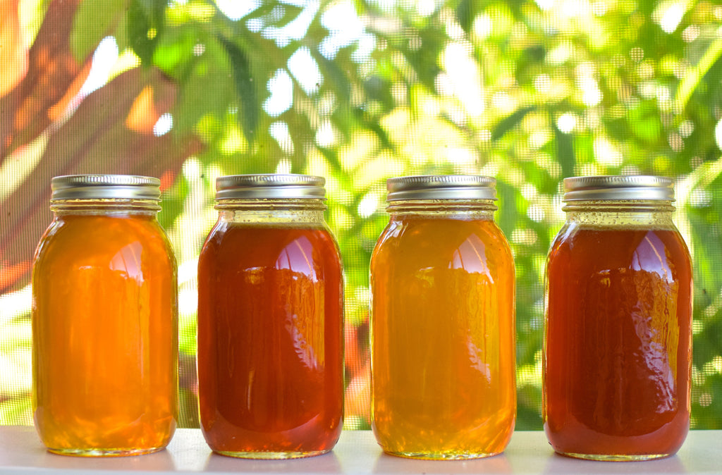 Raw Hawaiian Honey