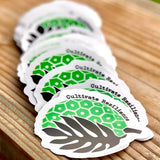 Cultivate Resilience Stickers