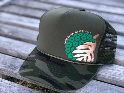 Cultivate Resilience Hat