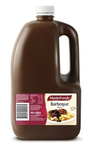 BBQ sauce 4.7ltr Masterfoods