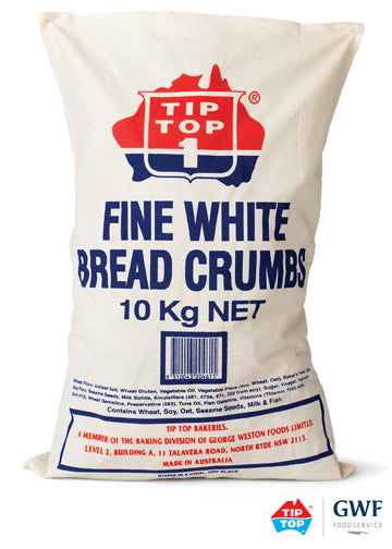 Bread Crumbs Fine 10kg Tip Top