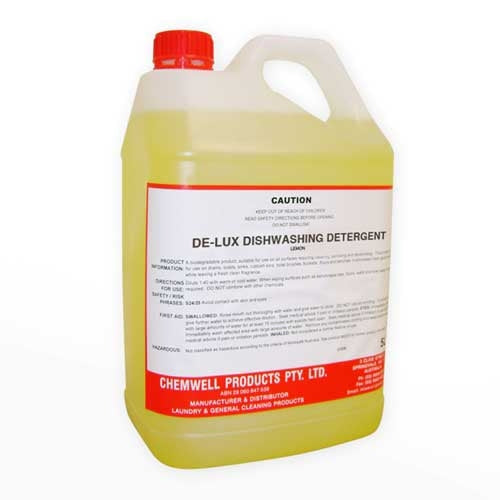 Automatic Dishwashing Liquid 5L Chemwell - For Dishwashers