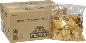 Corn Chips Triangle 750gm Mission
