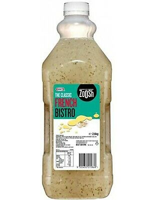 French Dressing 2.5L Zoosh