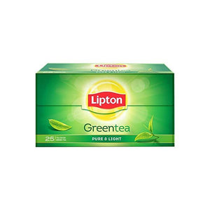 Tea Bags Green 25pc Lipton