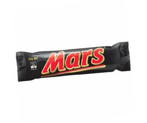 Mars Bar Classic 53gm x 48pc Cadbury