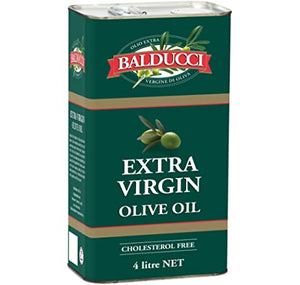 Olive Oil Extra Virgin Balducci 4L