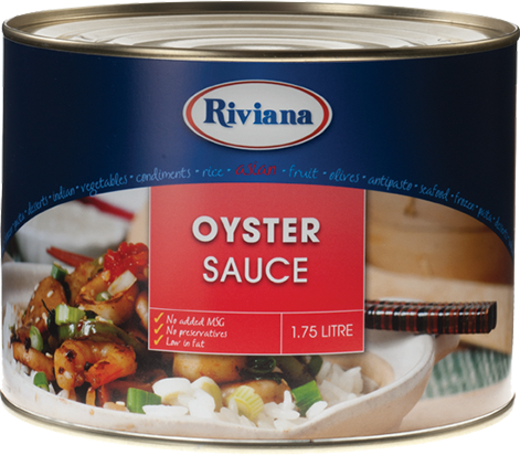 Oyster Sauce 1.75L Riviana