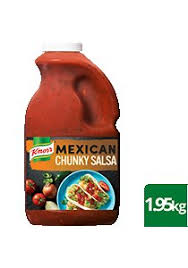 Salsa Chunky Mexicasa 1.95kg Knorr