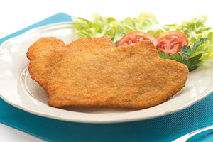 Chicken Schnitzel Frozen Hand Cut 6 Pieces 5 Pack Universal