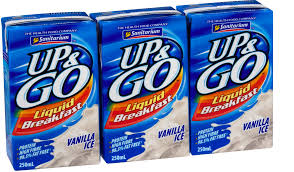 Up & Go Vanilla 250ml x 12 Sanitarium