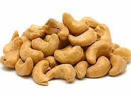 Cashews Roasted Unsalted 1kg